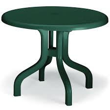 Green Plastic Outdoor Chairs Large Round Wooden Garden Table And Chairs Starrkingschool