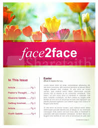 templates for newsletters spring newsletter template etame mibawa co