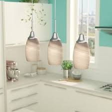 pendants for kitchen island kitchen island lighting you ll wayfair