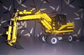 pols u0027 lego technic jcb js145w excavator lego technic mindstorms