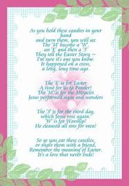 free easter poems easter poem what gives me strength