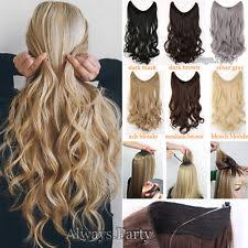 temporary hair extensions for wedding secret extensions ebay