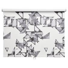 Colourful Roller Blind Bathroom Curtains U0026 Blinds Ikea