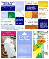 25 spring cleaning tips u0026 tricks around my family table