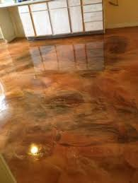 Basement Floor Stain by How To Acid Staining Concrete Floors Directcolors Com Acid