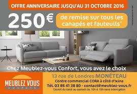 meublez com canapé meublez vous confort magasin de meubles monéteau