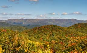 fall love blue ridge