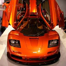 orange sports cars file orange mclaren f1 jpg wikimedia commons