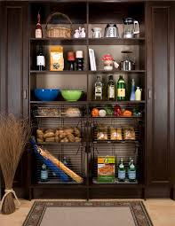 Custom Kitchen Pantry Cabinet Astounding Design A Closet Pantry Roselawnlutheran