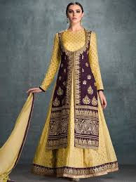 design of jacket suit 27 types of salwar suits designs for serious ethnic fashionistas