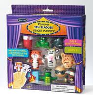 passover masks 10 plagues passover ten plague finger puppets yourholylandstore