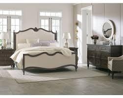 Parisian Bedroom Furniture by Paris Parisian Upholstered Bed Thomasville Furniture