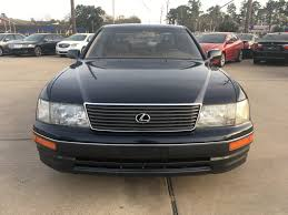 lexus used parts usa 1995 used lexus ls 400 at car guys serving houston tx iid 16066803
