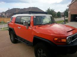 Baja Rack Fj Cruiser Ladder by The Dreamsicle Build Page 22 Toyota Fj Cruiser Forum