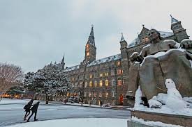 The Georgetown University     s Application Supplement  A Unique Opportunity Dyad