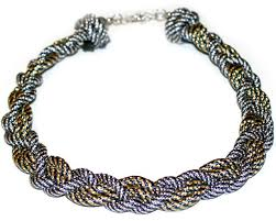 braided rope necklace images 130 best braiding techniques images craft diy jpg