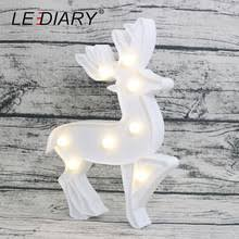 White Stag Christmas Decorations by Popular White Reindeer Decorations Buy Cheap White Reindeer