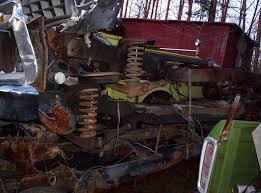 Vintage Ford Truck Salvage Yards - flashback f100 u0026 39 s salvage yard tourthis page is a quick tour