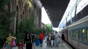 Georgia where to travel in september images Arrival at yerevan armenia train station from tbilisi georgia jpg