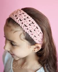 crochet hair band 20 minute free crochet headband pattern for beginners leelee