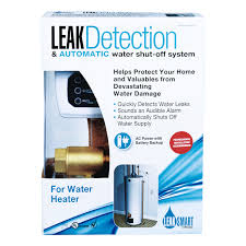 leaksmart 3 4in leak detection system for water heater 8810200