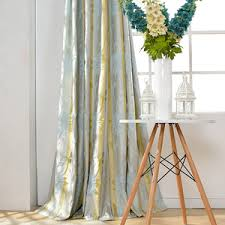 Yellow White Curtains Blue Floral Curtains Pink Yellow Black Green Vintage