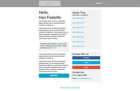 28 free responsive email templates free email campaign