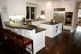 Wood Floor In Kitchen by Dark Wood Flooring Kitchen
