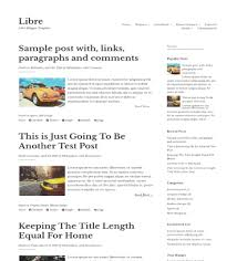 simple clean blogger templates free download