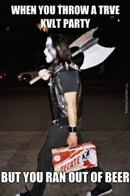 Black Metal Meme - 514 best blackmetallersdoingnormalstuff images on pinterest black
