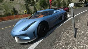 koenigsegg regera hybrid driveclub ogle the speed demon koenigsegg regera before its