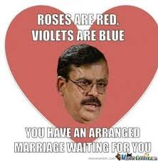 Indian Girl Memes - roses are great violets are the best please put this bs back to