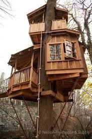 Treehouse Europe - swoon blurs the line between art and activism tree houses