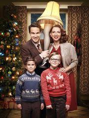 a christmas story leg l lights a christmas story live offers new take on a beloved holiday classic