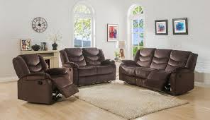 Brown Recliner Sofa Reclining Sofa Set W Free Recliner Sale Unclaimed Freight Lancaster