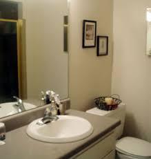 Budget Bathroom Makeover MyHomeIdeascom - Simple bathroom makeover