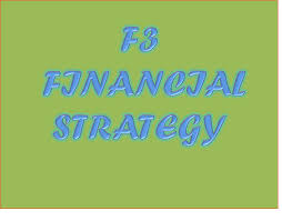cima f3 financial strategy resources study cima