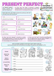 142 best the present perfect images on pinterest present perfect