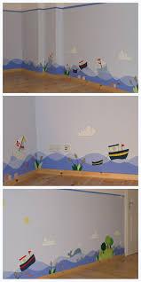 kinderzimmer wandbemalung muster ideen schönes kinderzimmer wandbemalung muster haus renovierung