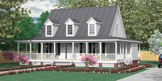 farmhouse plans with wrap around porches southern heritage home designs house plan 2051 a the ashland a