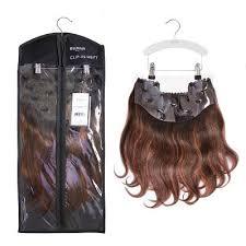 balmain hair balmain hair clip in weft memory hair 45cm