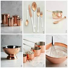 best of copper accessories for kitchen