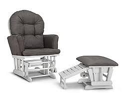 Black Rocking Chair Nursery Rocking Chairs Gliders Nursery Furniture Raymour Flanigan