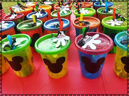 favor cups best 25 mickey mouse favors ideas on mickey mouse