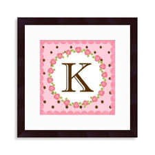 buy initial k wall from bed bath beyond
