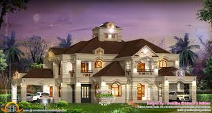 New Luxury House Plans by Luxury House Plans With Photos In Kerala