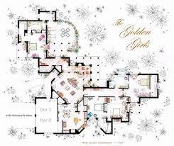 detailed floor plans tv show apartment floor plans 13 incredibly detailed floor plans the