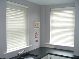 kitchen window blinds ideas white wooden venetian blinds ideas for kitchen furniture