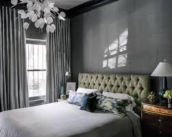 Grey Textured Paint - 40 grey bedroom ideas basic not boring