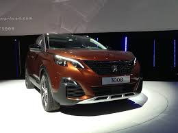 the new peugeot on the way new suvs from peugeot and volvo wbac blog